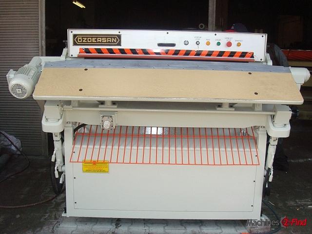 Roller-Buffing - Özdersan - 1300