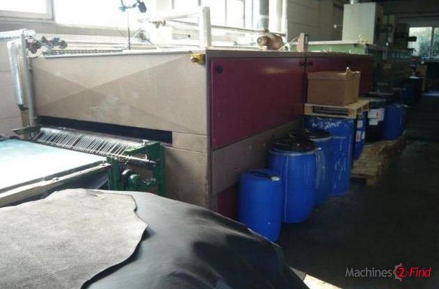 Drying tunnels - TTH - Steam