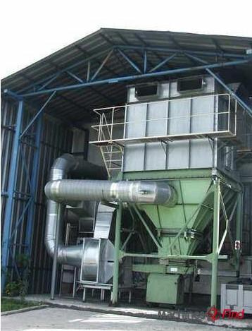 Dust filters - Moenus-Turner - Dust filter
