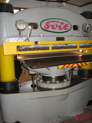 Presses, ironing & embossing - Svit - 07547 P1