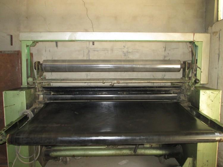 Roller coating machines - ITM - R-1800