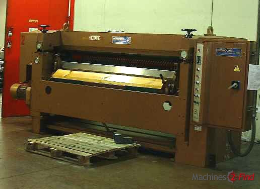Rotary ironing machines - Mosconi - Lixflora
