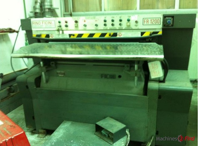 Polishing machines - Ficini - FR 1200