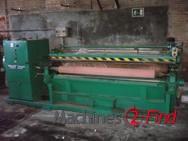 Fleshing machines - Mercier-Frères - Fleshing