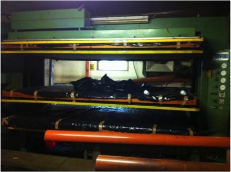 Vacuum driers - Finvac - F-3-T