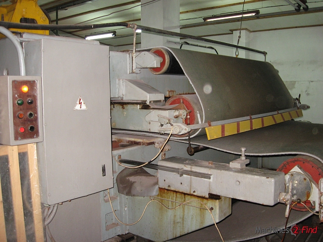 Sammying & Setting-out machines - Aletti - Polypress PM/2