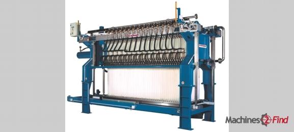 Filter presses - Diemme - Jetfilter RH 1000
