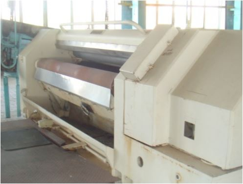 Fleshing machines - Poletto - S 2200