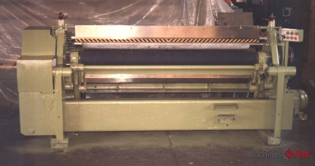 Fleshing machines - Gozzini - SC 2400