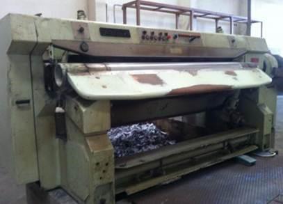 Shaving machines - Poletto - R 1800