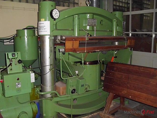 Presses, Ironing & Embossing - Krause - CPH 11