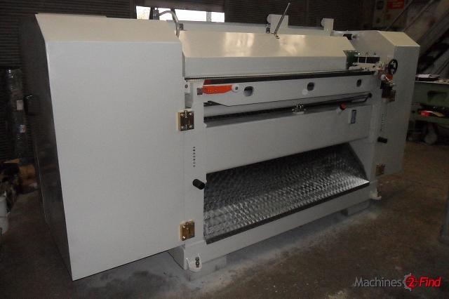 Fleshing machines - VARDAR MAKINE - 1500