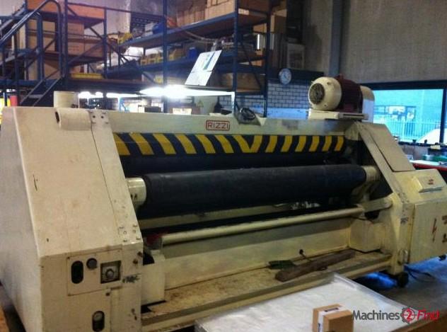 Sammying machines - Rizzi - MRGP 4