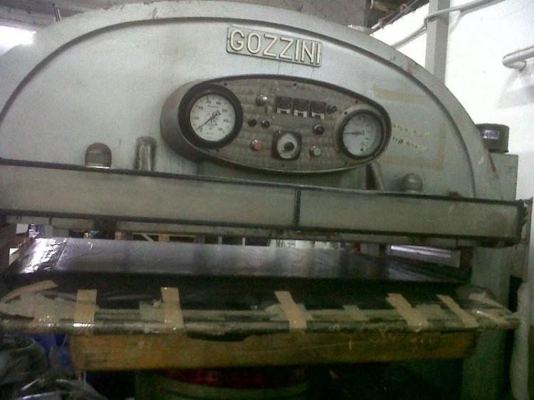 Presses, Ironing & Embossing - Gozzini - ST-550