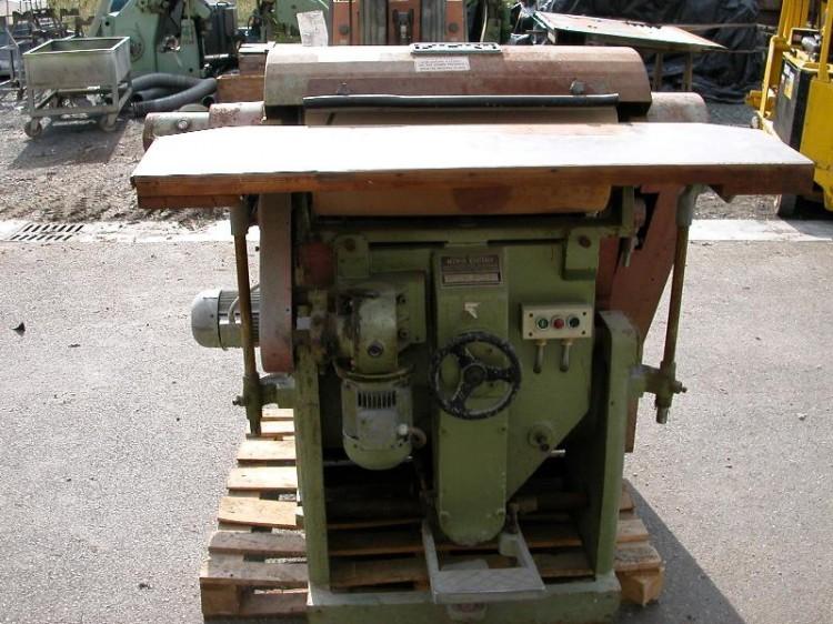 Buffing machines - Ficini - FR 600