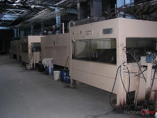 Spraying machines - Gozzini - 3000 double 12+12
