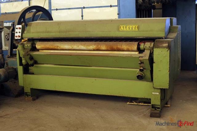 Rotary staking machines - Aletti - PL-2