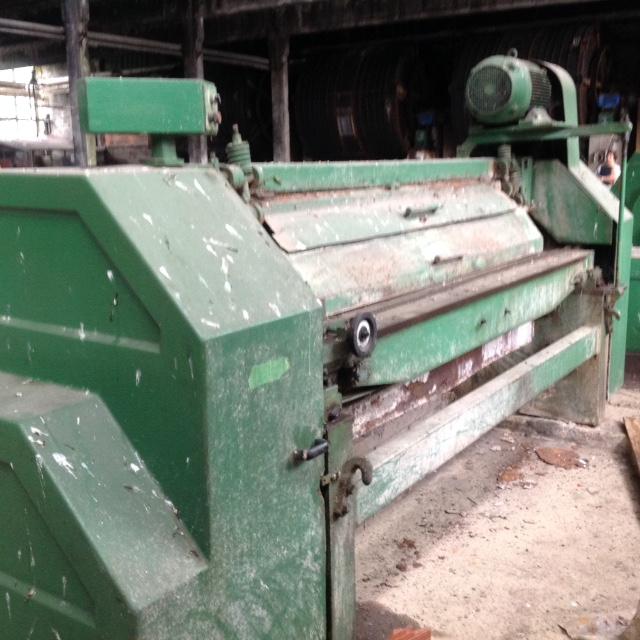 Fleshing machines - RM - E 2100