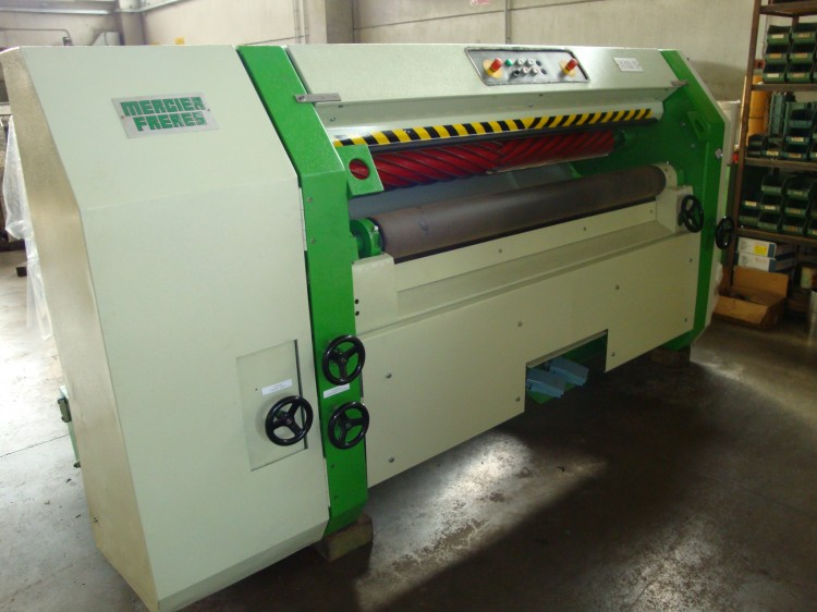 Sammying machines - Mercier-Frères - Etir