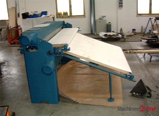Dedusting machines - 3P - 4 head