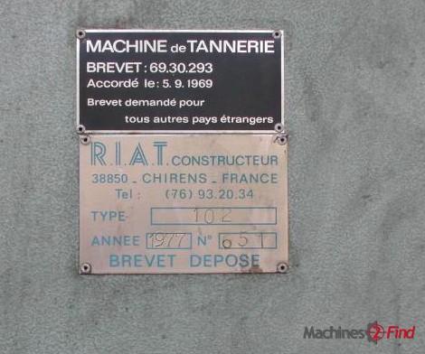 Glazing machines - R.I.A.T. - 102