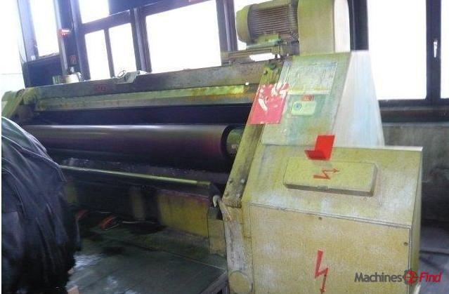 Sammying & Setting-out machines - Rizzi - MRGP 6