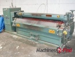 """(roller) Setting-out (ONLY setting) """"Reverse"""" - Mercier-Frères - Lunetteuse DH-2"""