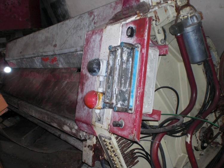 Fleshing machines - Svit - 07560 P3