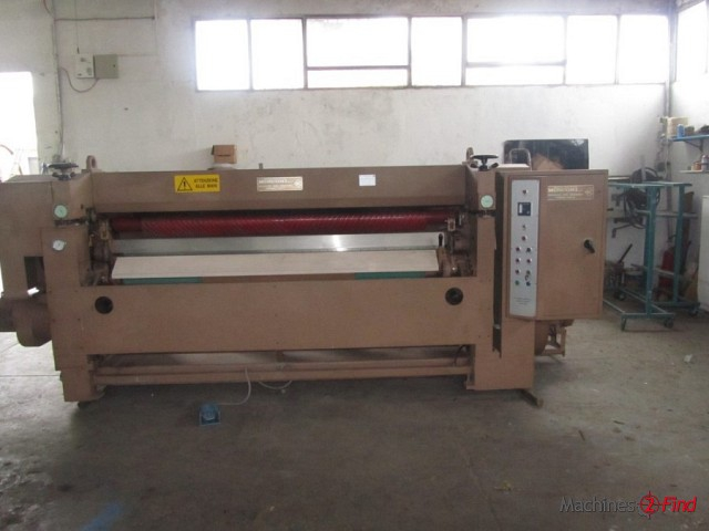 Rotary ironing machines - Mosconi - Finiflex