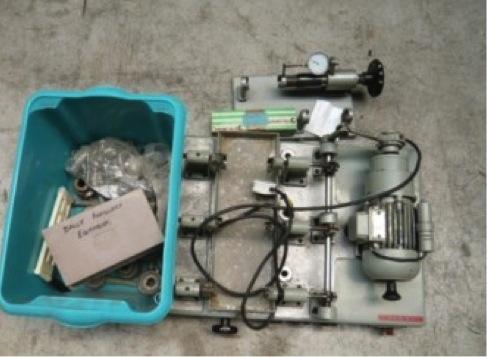 Various - Bally - Pnetrometer 105