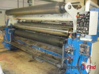 Roller coating machines - Gemata - Jumbocoat