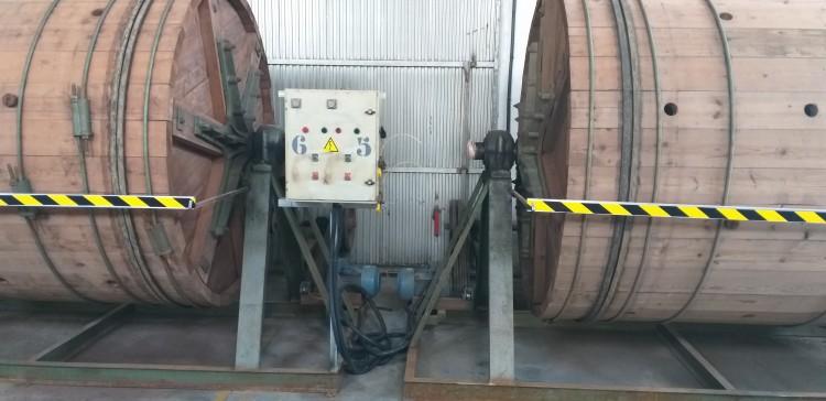 Milling - Olcina - Dry Milling Drum