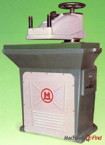 Clicking and cutting presses - Moenus-Turner - Clicking
