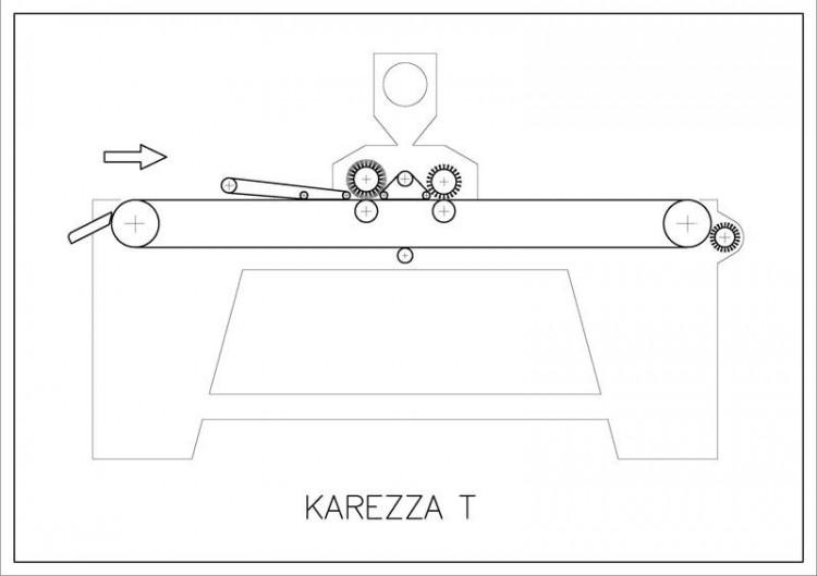 Brushing machines - Bergi - Karezza T