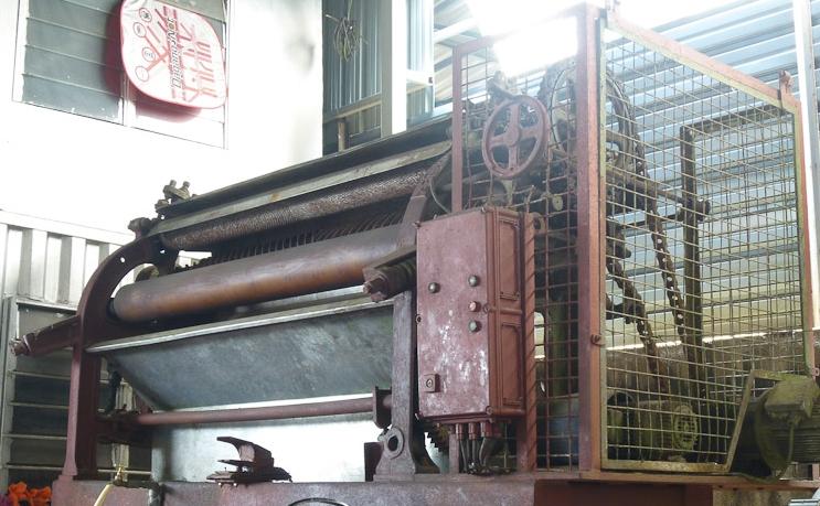 Fleshing machines - Turner - 350