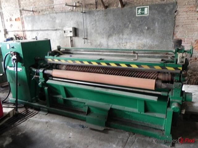 Fleshing machines - Mercier-Frères - H-2 Cylinder