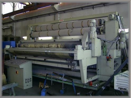 Roller coating machines - Incoma - Rotoinco