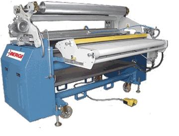 Roller coating machines - Bergi - Synchrocoat S