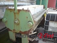 Filter presses - Tefsa - 44x 0'8m2
