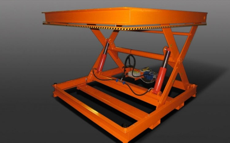 Scissor lifts - Equitan - Scissor Lift