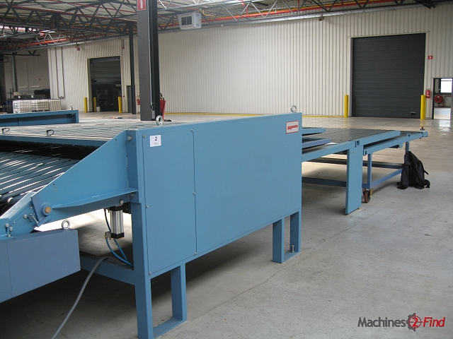 Packing & Bundling machines - Gemata - PM.32G2
