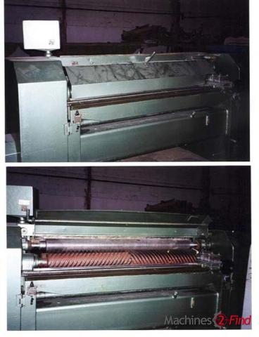 Fleshing machines - CM - SC