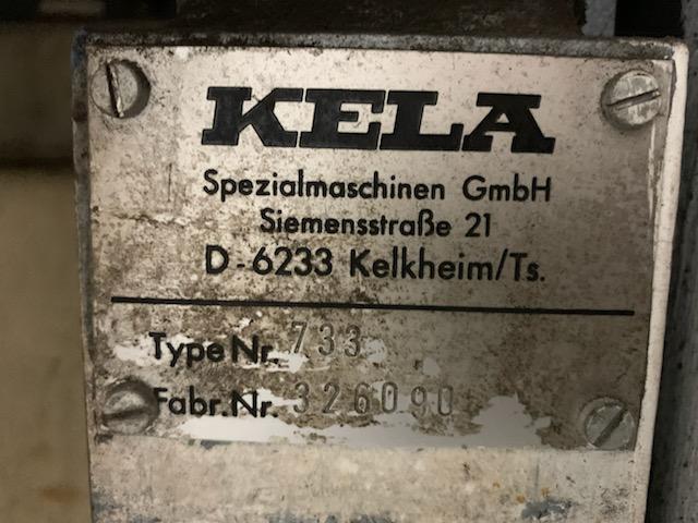 Staking machines - KELA - 2 head