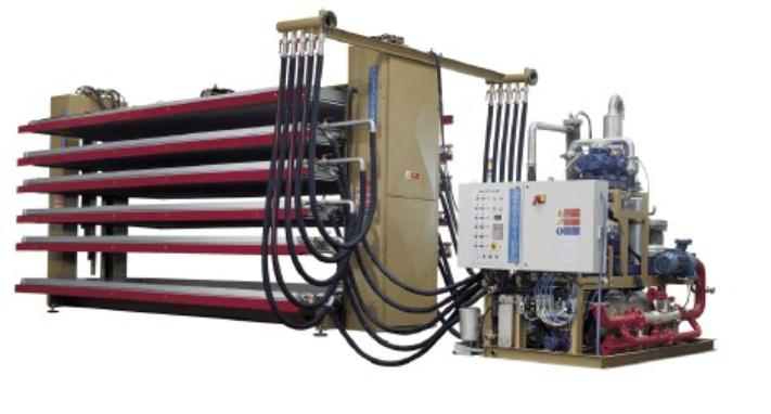 Vacuum driers - Cartigliano - New Turbo