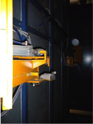 Toggling driers - Carlessi - EGX 106