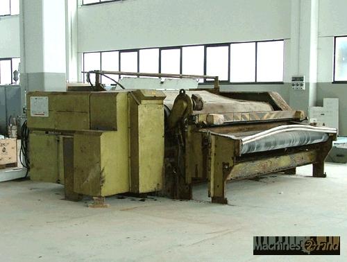 Sammying & Setting-out machines - Rizzi - PRC 6