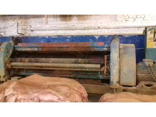 Fleshing machines - Svit - 07558