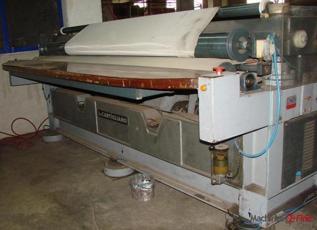 Staking machines - Cartigliano - 2H 3200