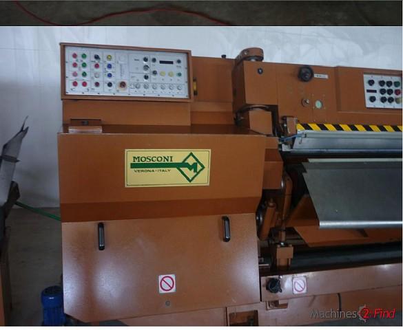 Splitting machines - Mosconi -