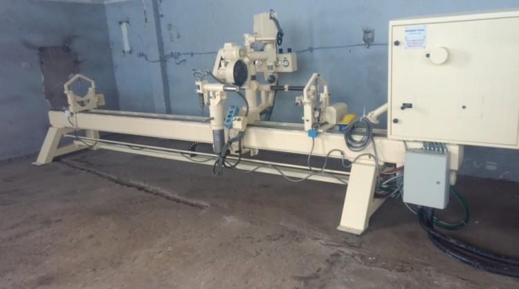 Reblading & Balancing machines - Escomar - EMAG